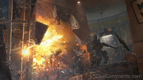 Tom Clancy's Rainbow Six Siege Game Image