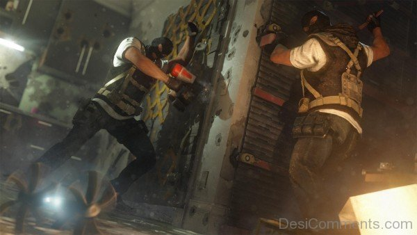 Tom Clancy's Rainbow Six Siege Screenshot Picture