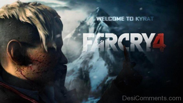 Far Cry 4 - Welcome To Kyrat