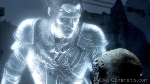 Fight The Dark Lord Sauron In Middle Earth Shadow Of Mordor