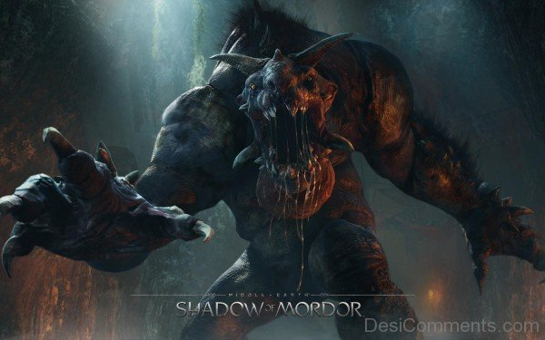 Middle Earth Shadow Of Mordor Lord Of The Hunt Image