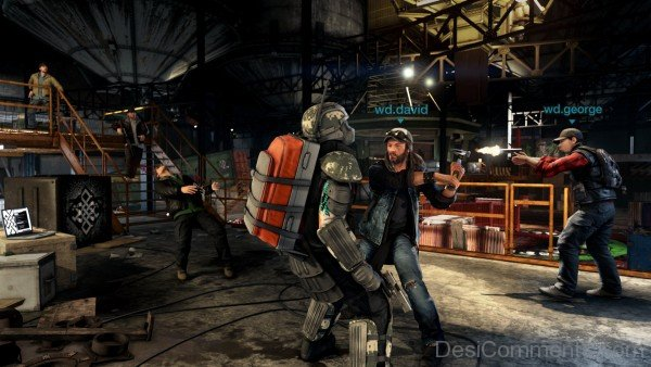 Watch Dogs Multiplayer Mode