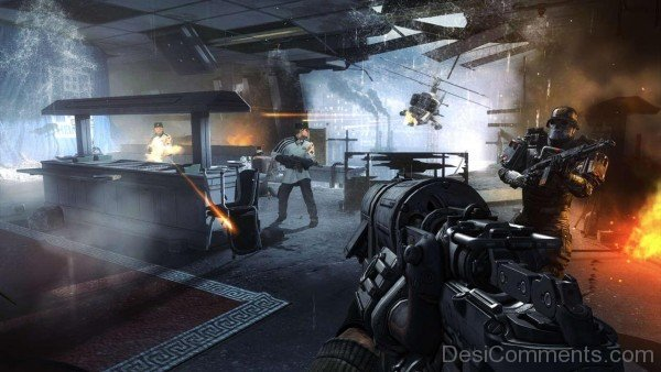 Wolfenstein The New Order Game  - Picture