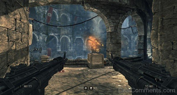 Wolfenstein The New Order Gameplay Image