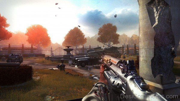 Wolfenstein The New Order Gameplay ScreenShot
