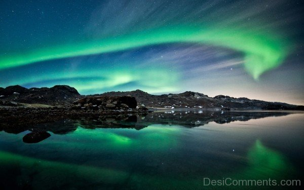 An aurora is a natural phenomenon-DESI1218
