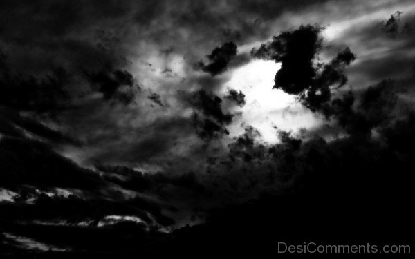 Dark Black Clouds