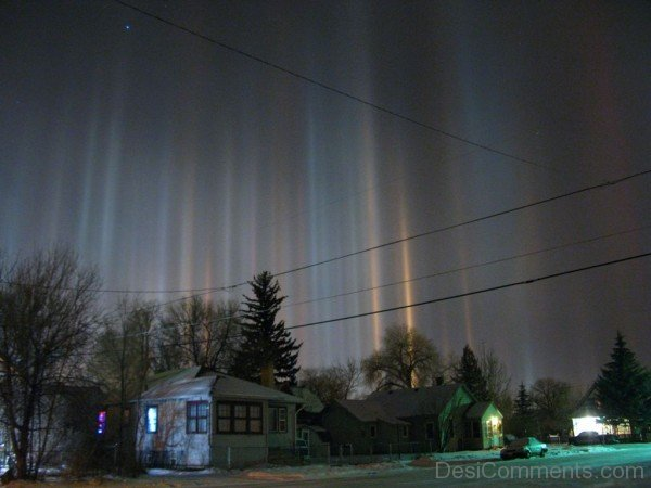 Light Pillars-DESI1209