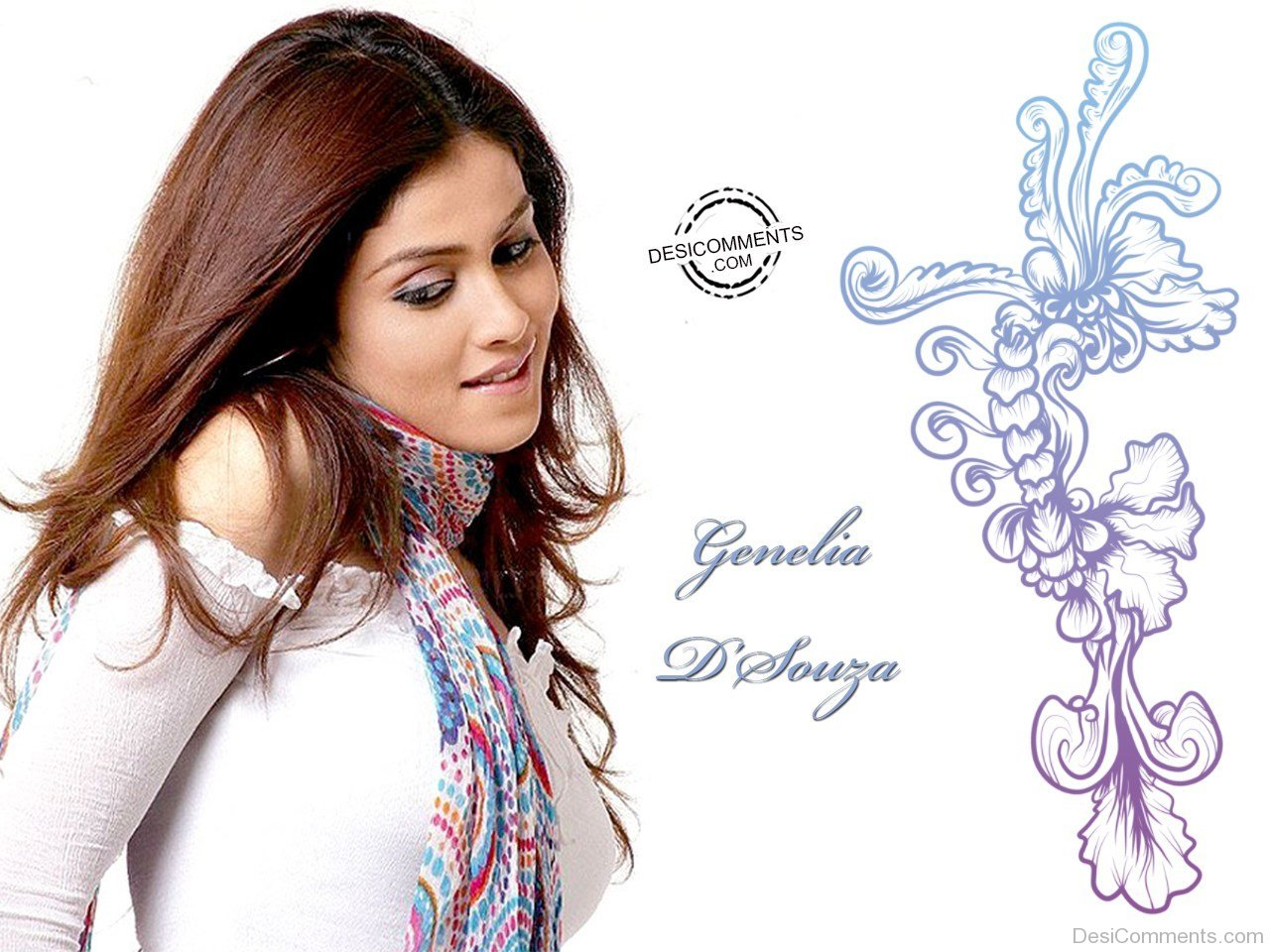 Download Genelia d souza  Cool actress images for your mobile