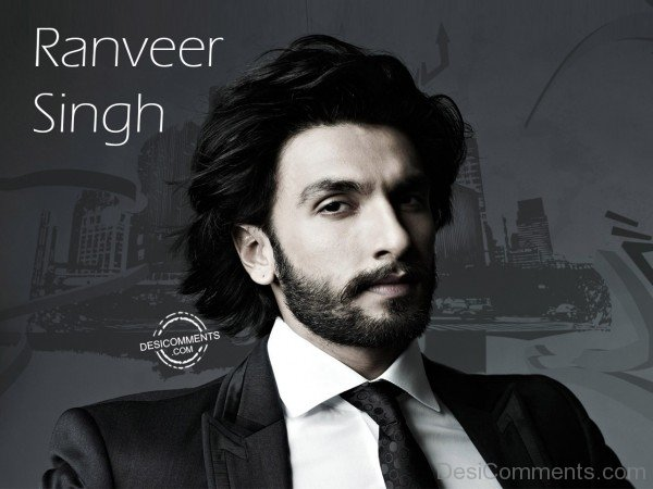 Indian Actor Ranveer Singh