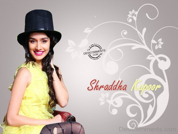 Shraddha Kapoor Wearing Hat