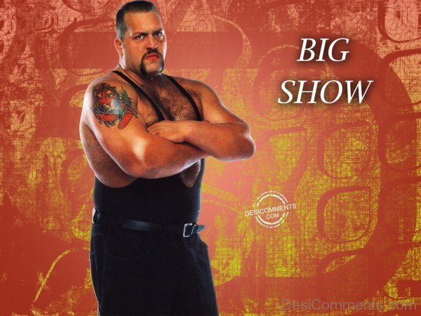 Wwe Superstar Big Show