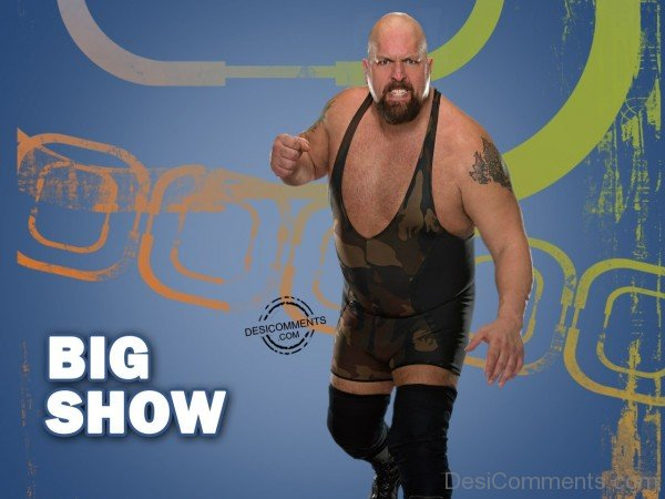Wwe Wrestler Big Show