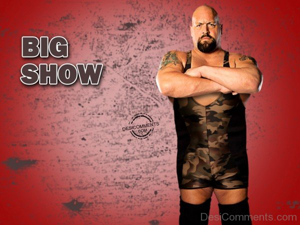 Wwe Wrestler Big Show Picture