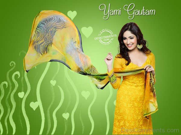 Yami Gautam In Yellow Suit