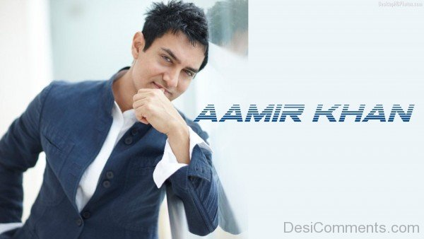 Aamir Khan Looking Good