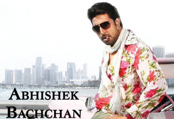 Abhishek Bachchan Looking Cool-DC15
