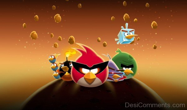 Angry Birds Space Image-DC023
