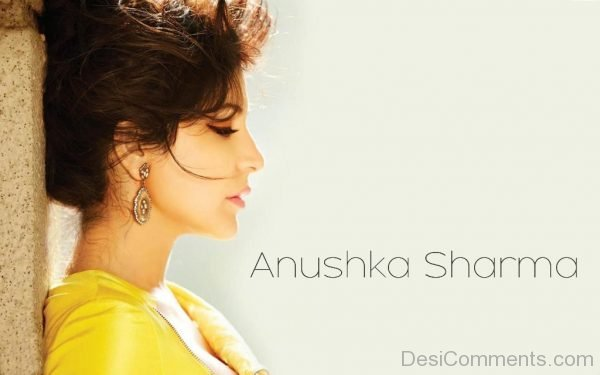 Anushka Sharma In Yellow Dress-DC20