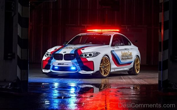 BMW M2 Motogp Safety