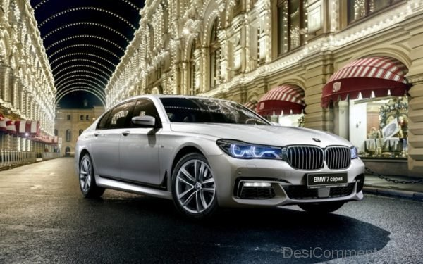 BMW M7 7 Series xDrive