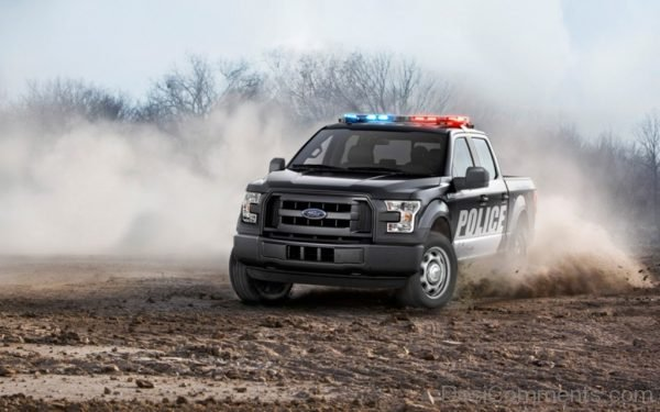 Ford F 150 Special Service Vehicle