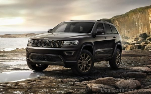 Jeep Grand Cherokee 75th Anniversary Model