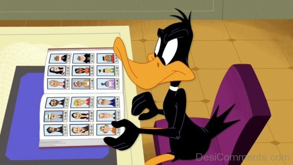 Character Of The Sylvester & Tweety Mysteries Cartoon-DC021