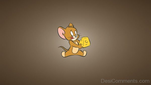 Jerry With Cheese-DC042