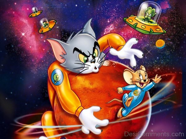 Tom and Jerry In Space-DC107