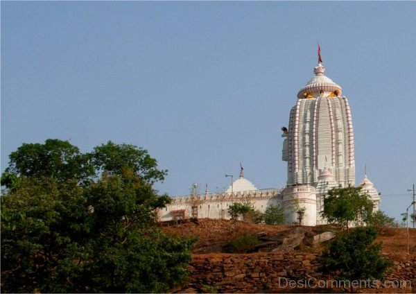 Side View Of Jagannath Temple-DC305