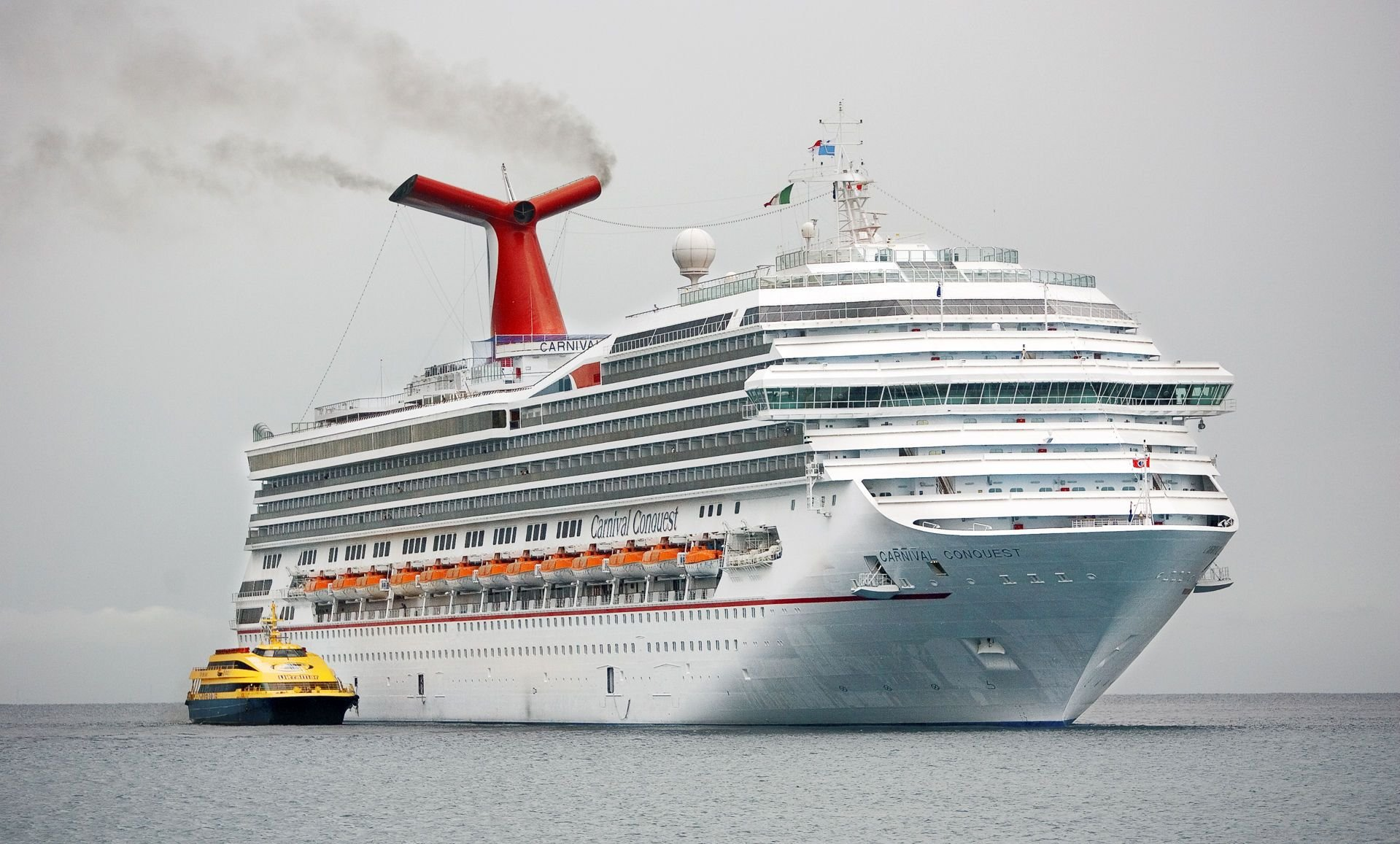 Carnival Conquest Cruise Ship Wallpaper  DesiCommentscom