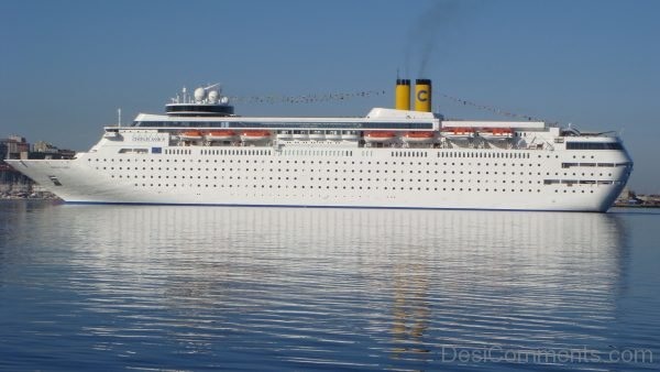 Costa Allegra Cruise Ship Wallpaper
