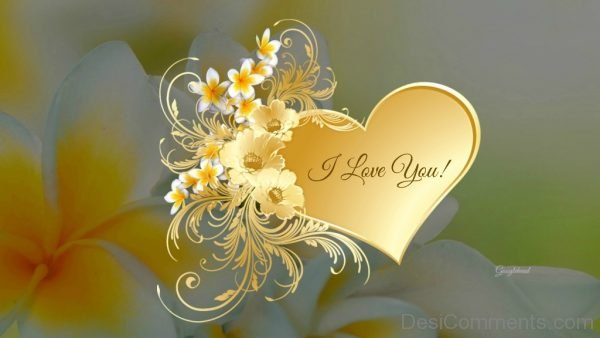 I Love You And Golden Heart