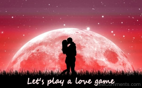Let's Play A Love Game