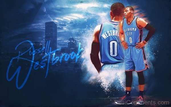 Amazing HD Wallpaper Of Russell Westbrook