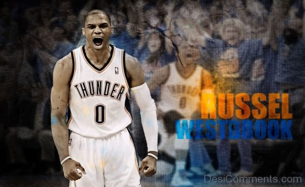 Amazing Wallpaper Of Russell Westbrook