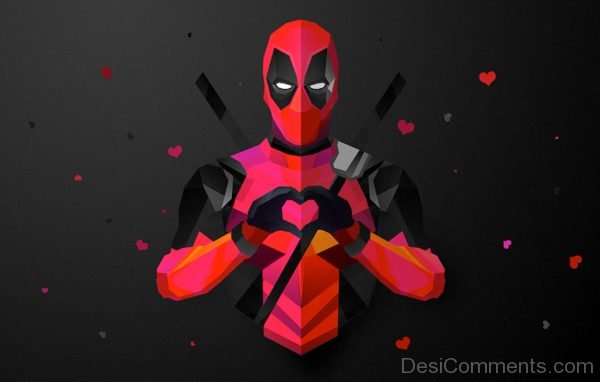 Colorful Wallpaper Of Deadpool