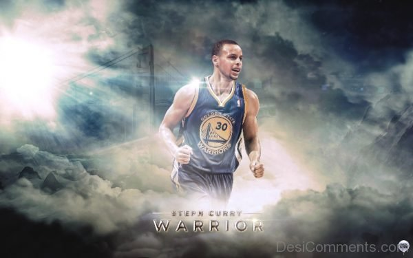 Steph Curry Warrior Wallpaper