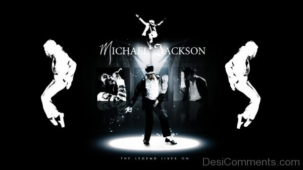 The Legend Michael Jackson Wallpaper