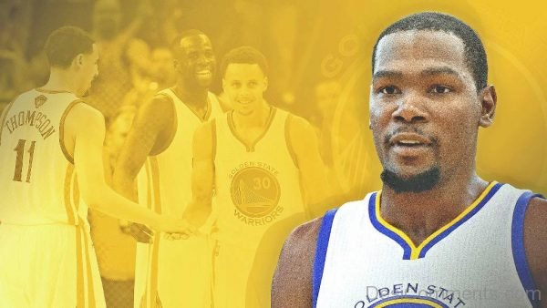 Wallpaper Of Kevin Durant