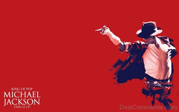 Wallpaper Of King Of Michael Jackson