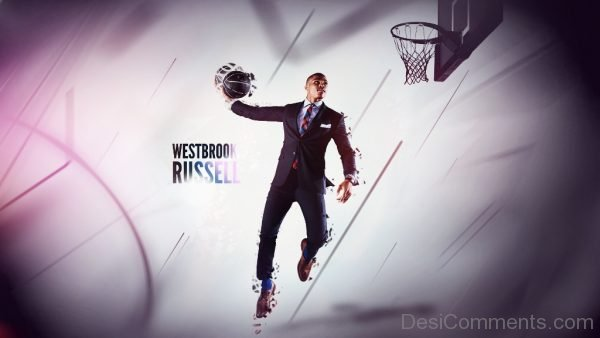 Wallpaper Of Russell Westbrook