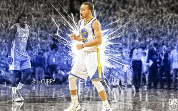 Wallpaper Of Stephen Curry