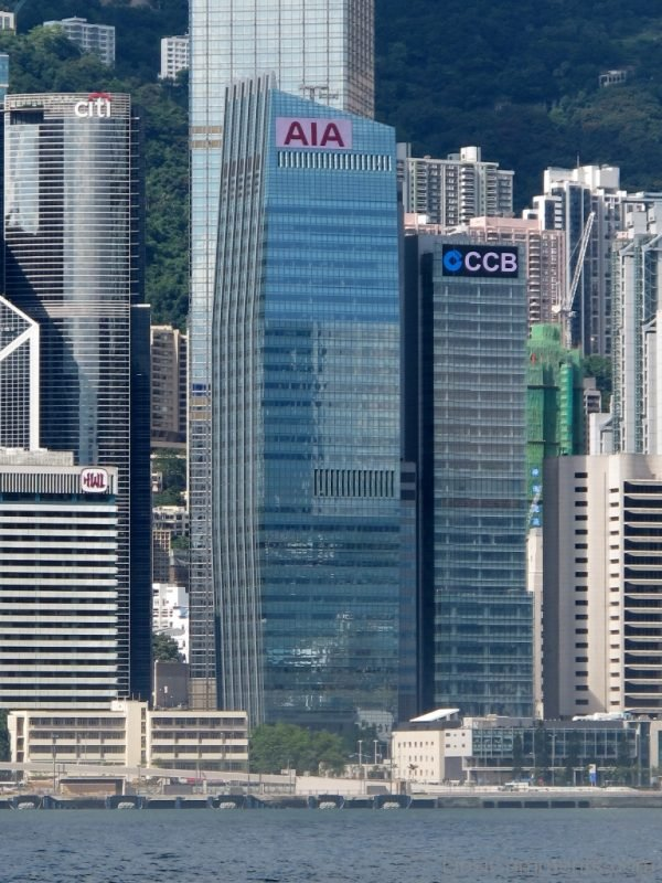 AIA Central - Hong Kong
