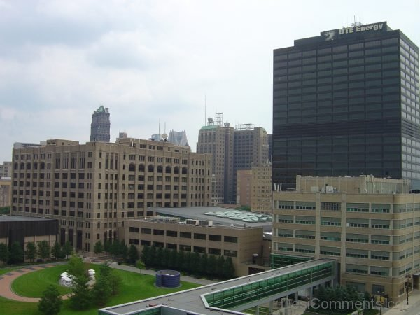 DTE Energy Headquarters - Detroit