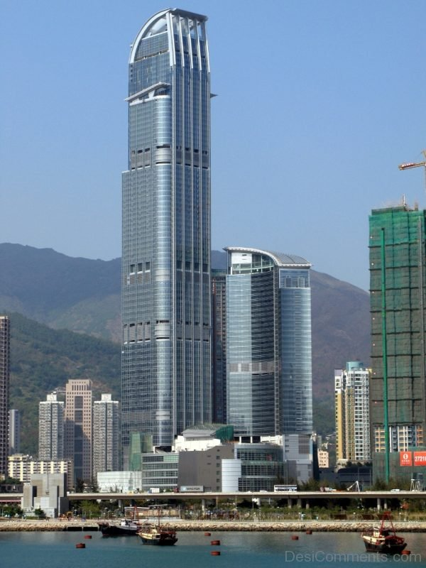 Nina Tower - Hong Kong