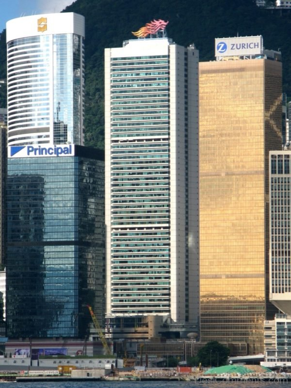 Queensway Government Offices - Hong Kong