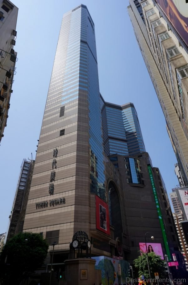 Times Square Natwest Tower - Hong Kong
