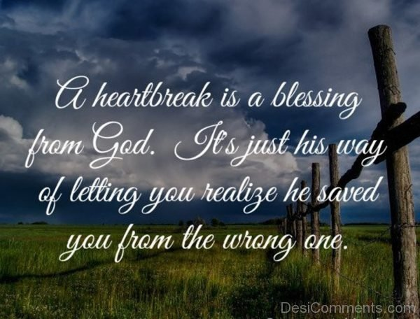 A Heartbreak Is A Blessing From God-DC04